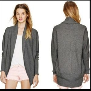 Wilfred Dierdot cardigan oversized gray